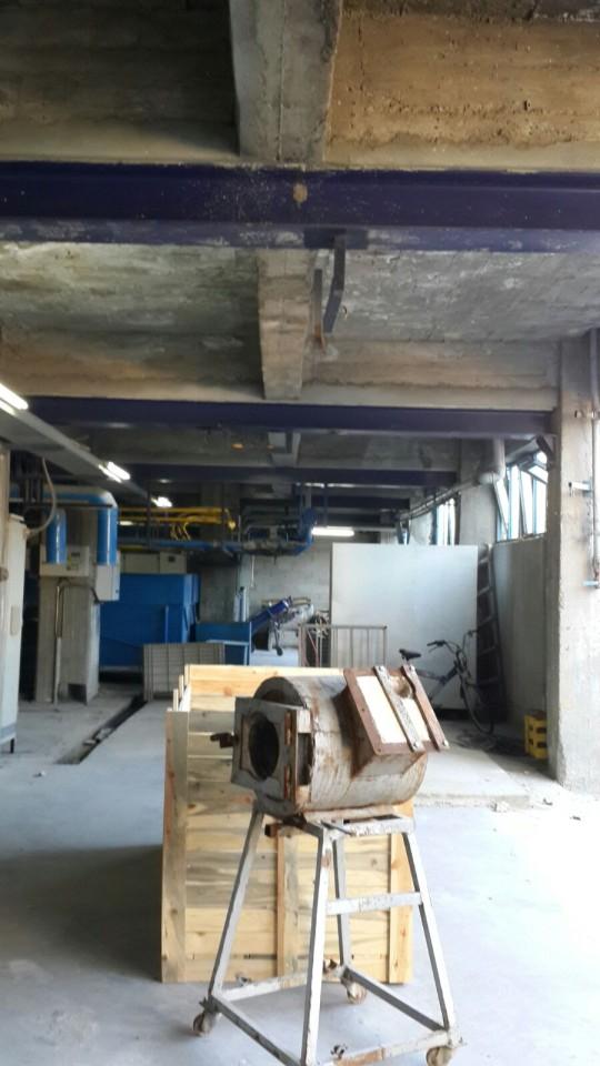 Denizli Cam Güçlendirme İnşaatı 2013