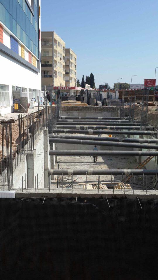 Havuz inşaatı yapımı